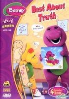 Barney - Best About Truth (DVD) (Hong Kong Version)