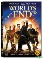 The World's End (DVD) (Korea Version)