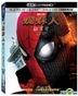 蜘蛛人:离家日 (2019) (4K Ultra HD + Blu-ray三碟图册版) (台湾版)