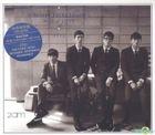 2AM - F. Scott Fitzgerald's Way Of Love (CD + DVD) (Asia Version) (Taiwan Version)