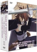 Tales of Symphonia The Animation OVA (DVD) (Vol.2) (Collector's Edition) (First Press Limited Edition) (Japan Version)