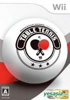 Rockstar Games presents Table Tennis (Japan Version)