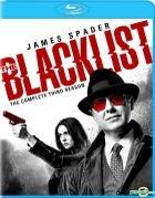 The Blacklist (Blu-ray) (The Complete Third Season) (US Version)