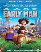 Early Man (2018) (Blu-ray + DVD + Digital) (US Version)