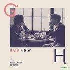 Gain & Cho Hyung Woo Duet Mini Album - Romantic Spring