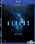 Aliens (1986) (Blu-ray) (Hong Kong Version)