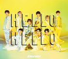 HELLO HELLO [Type A] (SINGLE+DVD) (First Press Limited Edition) (Japan Version)