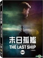The Last Ship (DVD) (The Complete Fourth Season) (Taiwan Version)