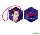 2PM - 2014 World Tour Go Crazy Goods Hanging Image Picket (Chansung)