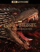 Game of Thrones <First Chapter - Last Chapter> (Blu-ray) (4K ULTRA HD Complete Series) (Japan Version)