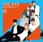 She Bad -Japanese Ver.-  [Type A] (SINGLE+DVD) (First Press Limited Edition) (Japan Version)