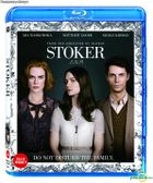Stoker (2013) (Blu-ray) (Korea Version)