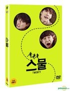 Twenty (DVD) (2-Disc) (Korea Version)