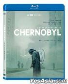 Chernobyl (TV Mini-Series 2019) (Blu-ray) (Ep. 1-5) (Hong Kong Version)