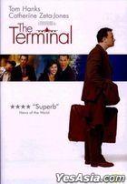 The Terminal (2004) (DVD) (Hong Kong Version)