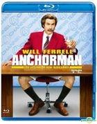 Anchorman: The Legend of Ron Burgundy (Blu-ray) (Korea Version)