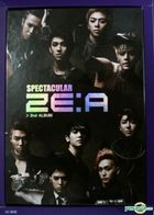 ZE:A Vol. 2 - Spectacular (Normal Edition)