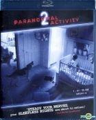 Paranormal Activity 2 (2010) (Blu-ray) (Hong Kong Version)