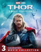Thor MovieNEX 3-Movie Collection [Blu-ray + DVD] (Japan Version)