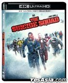 The Suicide Squad (2021) (4K Ultra HD + Blu-ray) (Hong Kong Version)