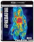 The Predator (2018) (4K Ultra HD + Blu-ray) (Hong Kong Version)
