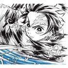 TV Anime Demon Slayer: Kimetsu no Yaiba  Kamado Tanjiro Risshi Hen Original Soundtrack (Japan Version)