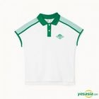 Produce 48 Concept Color T-Shirt (Green) (Small)
