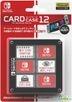 Nintendo Switch Card Case 12 (Black) (Japan Version)
