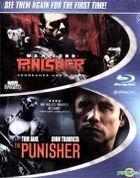 Punisher: War Zone / The Punisher (Blu-ray) (2-Pack) (US Version)