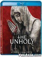 The Unholy (2021) (Blu-ray) (Hong Kong Version)