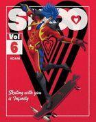 SK8 the Infinity Vol.6 (Blu-ray)(Japan version)