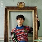 PURE (ALBUM+DVD)  (First Press Limited Edition) (Taiwan Version)