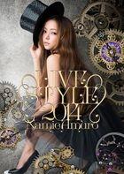 namie amuro LIVE STYLE 2014 (2DVD) (Deluxe Edition)(Japan Version)