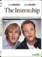 The Internship (2013) (DVD) (Hong Kong Version)