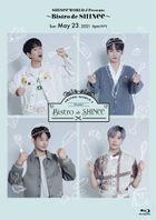 SHINee WORLD J Presents -Bistro de SHINee- [BLU-RAY] (日本版)