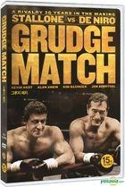 Grudge Match (2013) (DVD) (Korea Version)