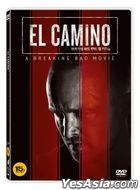 El Camino: A Breaking Bad Movie (DVD) (Korea Version)