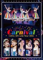 i☆Ris 6th Live Tour 2021 Carnival [BLU-RAY]  (Normal Edition) (Japan Version)