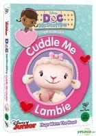 Doc McStuffins : Cuddle Me Lambie (DVD) (Korea Version)