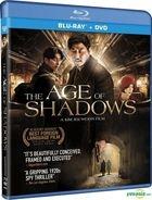 密探 (Blu-ray + DVD) (美國版)