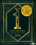 Grammy : Best of the Year 2014 (Boxset Edition) (2CD + Karaoke DVD + 2015 Desktop Calendar + Memo book) (Thailand Version)