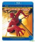 Spider-man (Blu-ray) (Mastered in 4K) (Korea Version)