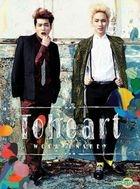 Toheart (Woo Hyun & Key) Mini Album Vol. 1 (Taiwan Version)