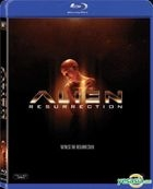Alien Resurrection (1997) (Blu-ray) (Hong Kong Version)