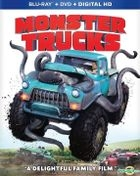 Monster Trucks (2016) (Blu-ray + DVD + Digital HD) (US Version)