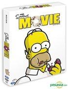 The Simpsons Movie (DVD) (DTS) (Korea Version)
