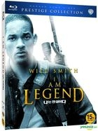 I am Legend (Blu-ray) (Prestige Collection) (Korea Version)