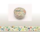 mt Masking Tape : mt ex Watercolor Flower Pattern