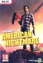Alan Wake's American Nightmare (英文版) (DVD 版)