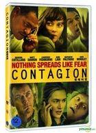 Contagion (DVD) (Korea Version)